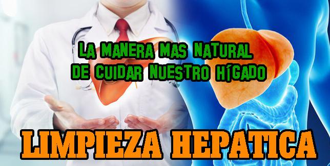 Limpieza hepática, una manera natural de cuidar nuestro hígado